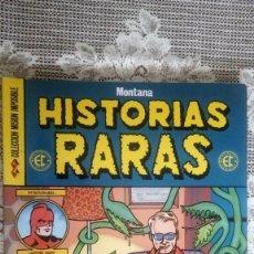Cómics: HISTORIAS RARAS - COLECCION MISION IMPOSIBLE. Lote 93008755