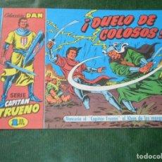 Cómics: EL CAPITAN TRUENO FACSIMIL EL PERIODICO NUMERO 022 - DUELO DE COLOSOS. Lote 93293205