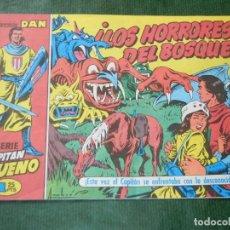 Cómics: EL CAPITAN TRUENO FACSIMIL EL PERIODICO NUMERO 021 - LOS HORRORES DEL BOSQUE. Lote 93293240