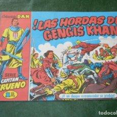 Cómics: EL CAPITAN TRUENO FACSIMIL EL PERIODICO NUMERO 019 - LAS HORDAS DE GENGIS KHAN. Lote 93293330