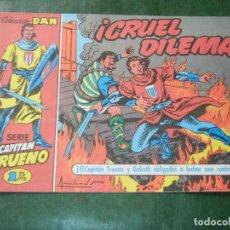 Cómics: EL CAPITAN TRUENO FACSIMIL EL PERIODICO NUMERO 017 - CRUEL DILEMA. Lote 93293440