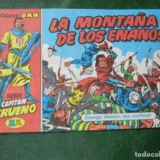 Cómics: EL CAPITAN TRUENO FACSIMIL EL PERIODICO NUMERO 014 - LA MONTAÑA DE LOS ENANOS. Lote 93293670