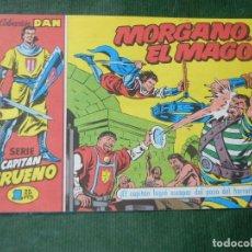Cómics: EL CAPITAN TRUENO FACSIMIL EL PERIODICO NUMERO 012 - MORGANO EL MAGO. Lote 93293730