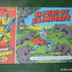 Cómics: EL CAPITAN TRUENO FACSIMIL EL PERIODICO NUMERO 011 - EL POZO DE LA MUERTE. Lote 93293815