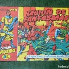 Cómics: EL CAPITAN TRUENO FACSIMIL EL PERIODICO NUMERO 010 - LEGION DE FANTASMAS. Lote 93293895