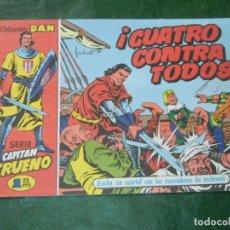 Cómics: EL CAPITAN TRUENO FACSIMIL EL PERIODICO NUMERO 009 - CUATRO CONTRA TODOS. Lote 93293940