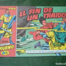 Cómics: EL CAPITAN TRUENO FACSIMIL EL PERIODICO NUMERO 004 - EL FIN DE UN TRAIDOR. Lote 93294260