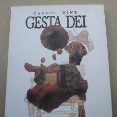 Comics: GESTA DEI ENCICLOPEDIA GRÁFICA - CARLOS NINE - COL·LECCIÓ MERCAT EDICIONS DE PONENT - 2006 - NUEVO. Lote 93312095