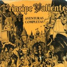 Cómics: PRINCIPE VALIENTE BURULAN TOMO 1 - CONTIENE CUADERNOS 1 AL 6 - MUY BUEN ESTADO. Lote 93623820