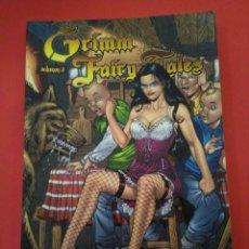 Cómics: GRIMM FAIRY TALES - VOLUMEN 2 - JOE TYLER-RALPH TEDESCO. Lote 93786835