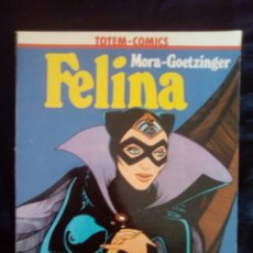 Cómics: FELINA TOTEM COMICS. Lote 93815807