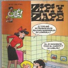 Cómics: OLE ZIPI ZAPE 22. Lote 93825230