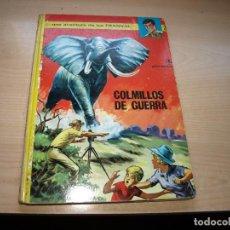 Cómics: UNA AVENTURA DE LOS FRANVAL - NÚMERO 3 - COLMILLOS DE GUERRA - JAIMES LIBROS. Lote 93893650