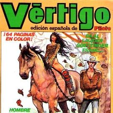 Cómics: VERTIGO (N.FRONTERA) Nº 2. Lote 93959490