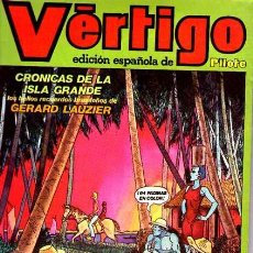 Cómics: VERTIGO (N.FRONTERA) Nº 4. Lote 93959620