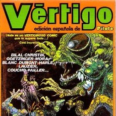 Cómics: VERTIGO (N.FRONTERA) Nº 10. Lote 93959860