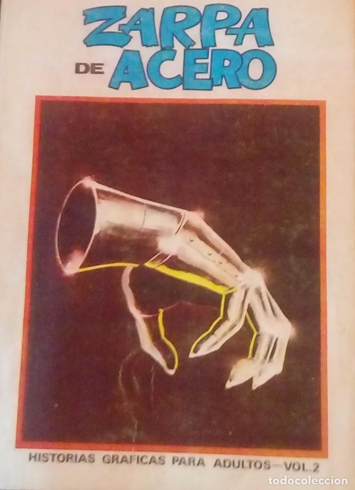 ZARPA DE ACERO (Tebeos y Comics Pendientes de Clasificar)