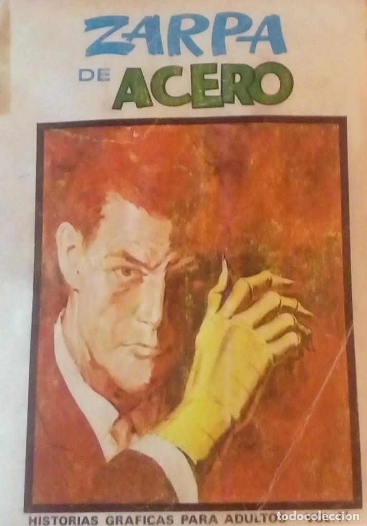 ZARPA DE ACERO VOL 3 (Tebeos y Comics Pendientes de Clasificar)
