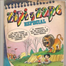 Cómics: ZIPI Y ZAPE ESPECIAL Nº 20. BRUGUERA. (C/A55). Lote 94126370