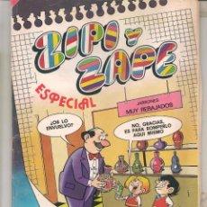 Cómics: ZIPI Y ZAPE ESPECIAL Nº 48. FALTAN PETRO-MORTADELOS. BRUGUERA. (C/A55). Lote 180157140
