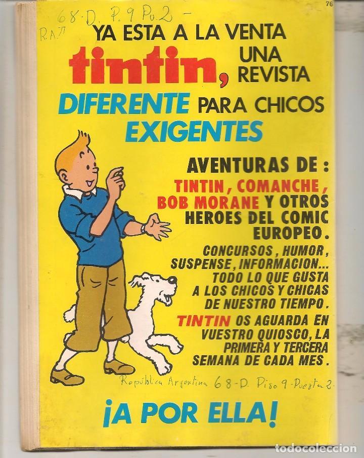 Cómics: ZIPI Y ZAPE ESPECIAL Nº 76. BRUGUERA. (C/A55) - Foto 2 - 94132130