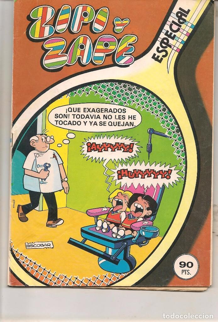 ZIPI Y ZAPE ESPECIAL Nº 82. BRUGUERA. (C/A55) (Tebeos y Comics Pendientes de Clasificar)