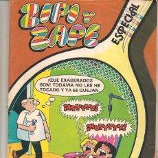Cómics: ZIPI Y ZAPE ESPECIAL Nº 82. BRUGUERA. (C/A55). Lote 94132540