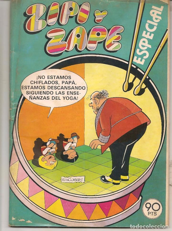 ZIPI Y ZAPE ESPECIAL Nº 85. BRUGUERA. (C/A55) (Tebeos y Comics Pendientes de Clasificar)
