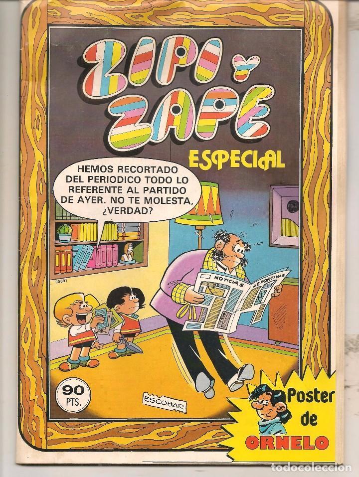 ZIPI Y ZAPE ESPECIAL Nº 87. BRUGUERA. (C/A55) (Tebeos y Comics Pendientes de Clasificar)