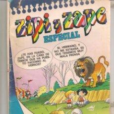 Cómics: ZIPI Y ZAPE ESPECIAL Nº 20. BRUGUERA. (C/A55). Lote 94166965