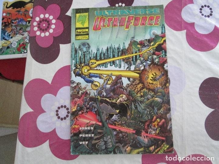 ULTRAVERSE Nº 3 (Tebeos y Comics - Comics otras Editoriales Actuales)