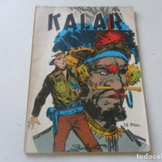 Cómics: KALAR, EL BRUJO.- EDCIONES BOIXHER.- S/F. Lote 94207565