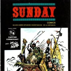 Cómics: SUNDAY COMICS. Nº 7-8. NUMERO DOBLE. REVISTA SOBRE ESTUDIOS E INVESTIGACION DE LA HISTORIETA. Lote 130328102