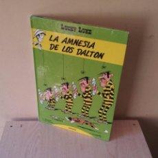 Cómics: LUCKY LUKE - LA AMNESIA DE LOS DALTON - EDITORIAL ANAYA 1ª EDICION 1992. Lote 94391494
