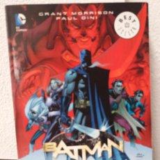 Cómics: BATMAN -LA RESURRECCIÓN DE RA'S AL GHUL - BEST SELLER . Lote 94456594