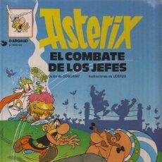 Cómics: ASTERIX DARGAUD, NUMERO 10: ASTERIX Y EL COMBATE DE LOS JEFES (1A EDICION, DARGAUD, 1981). Lote 79127570