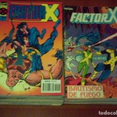 Cómics: FACTOR X. COLECCIÓN COMPLETA. 1 AL 94.. Lote 94588223
