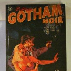 Cómics: COMIC BATMAN GOTHAM NOIR. ECC. Lote 94594443
