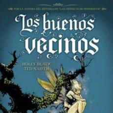 Cómics: LOS BUENOS VECINOS (1 TOMO) DIBBUKS. Lote 94665355