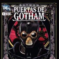 Cómics: BATMAN: PUERTAS DE GOTHAM ( 1 TOMO) ECC EDICIONES. Lote 94671551
