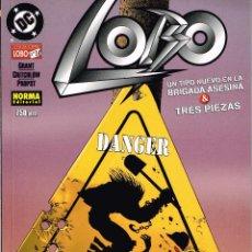 Cómics: LOBO Nº14. NORMA EDITORIAL. Lote 94728647