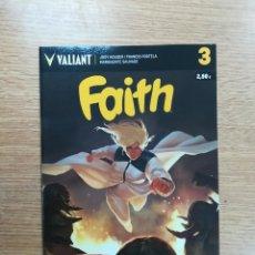 Cómics: FAITH #3 (MEDUSA). Lote 94811351