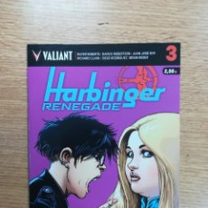 Cómics: HARBINGER RENEGADE #3 (MEDUSA). Lote 94811415