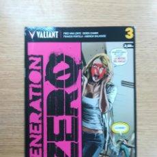 Cómics: GENERATION ZERO #3 (MEDUSA). Lote 94811495