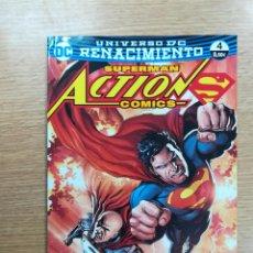 Cómics: SUPERMAN ACTION COMICS #4 (ECC EDICIONES). Lote 94812539