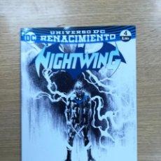 Cómics: NIGHTWING #11 - RENACIMIENTO #4 (ECC EDICIONES). Lote 94812599