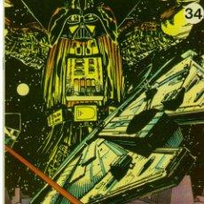 Cómics: STAR WARS (Nº 34 DE LA COLECCIÓN LOS COMICS DE EL SOL). Lote 106003023