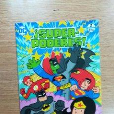 Cómics: SUPERPODERES #2 (ECC EDICIONES). Lote 94856439