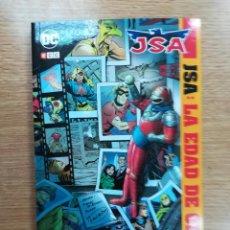 Cómics: JSA LA EDAD DE ORO (ECC EDICIONES). Lote 94856571