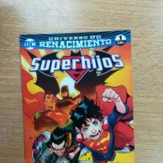 Cómics: SUPERHIJOS #1 (ECC EDICIONES). Lote 94873459